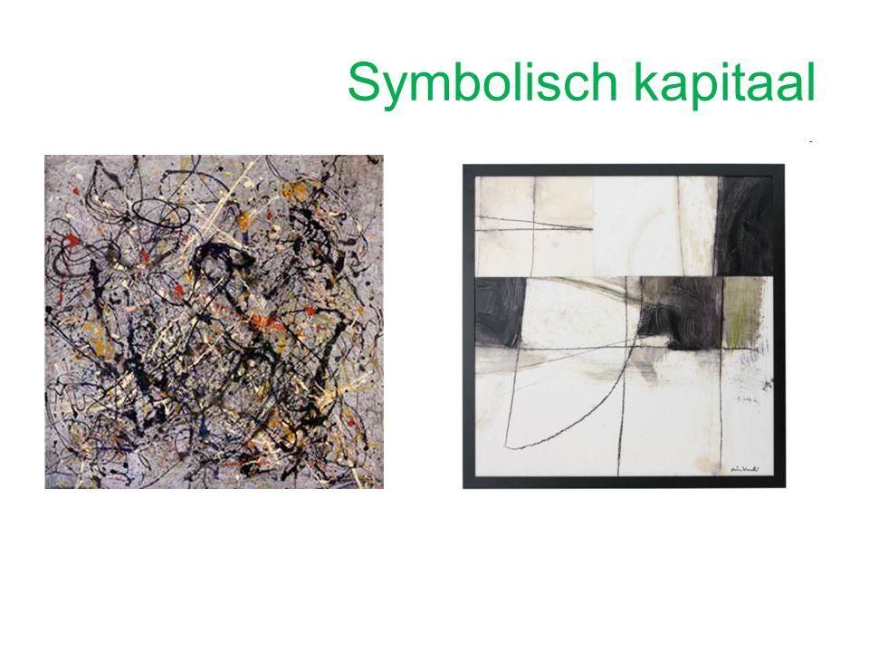 Symbolisch kapitaal