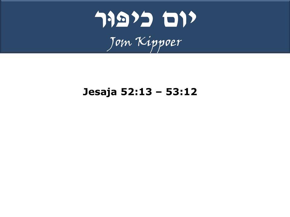 Jesaja 52:13 – 53:12