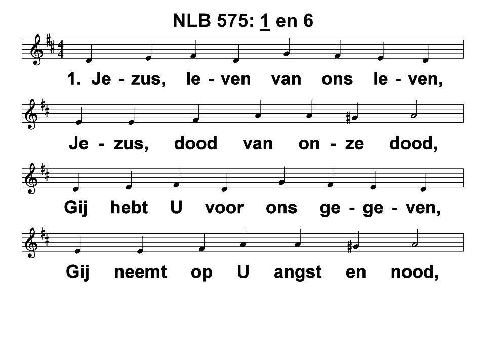 NLB 575: 1 en 6