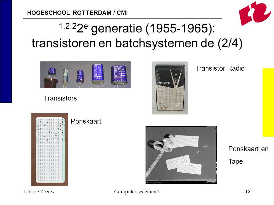 1.2.22e generatie (1955-1965): transistoren en batchsystemen de (2/4)