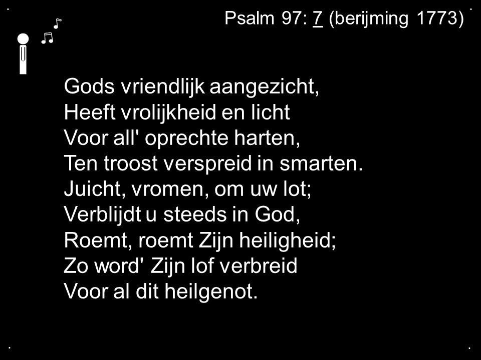 . . Psalm 97: 7 (berijming 1773)