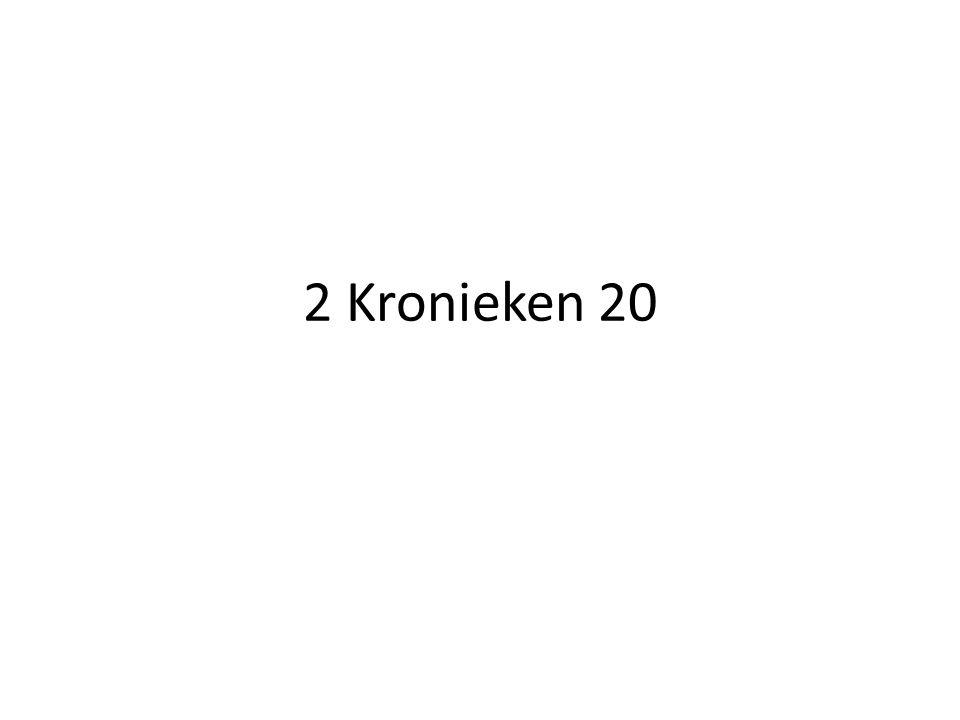2 Kronieken 20