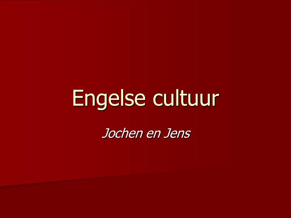 Engelse cultuur Jochen en Jens