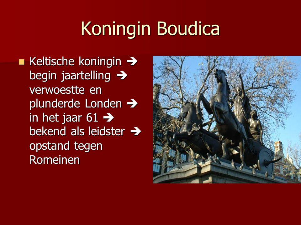 Koningin Boudica