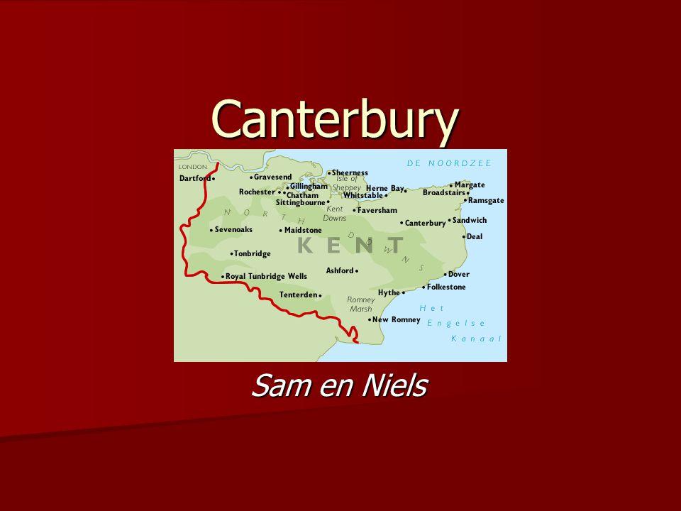 Canterbury Sam en Niels