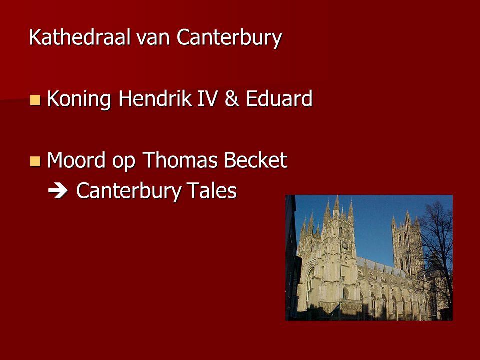 Kathedraal van Canterbury