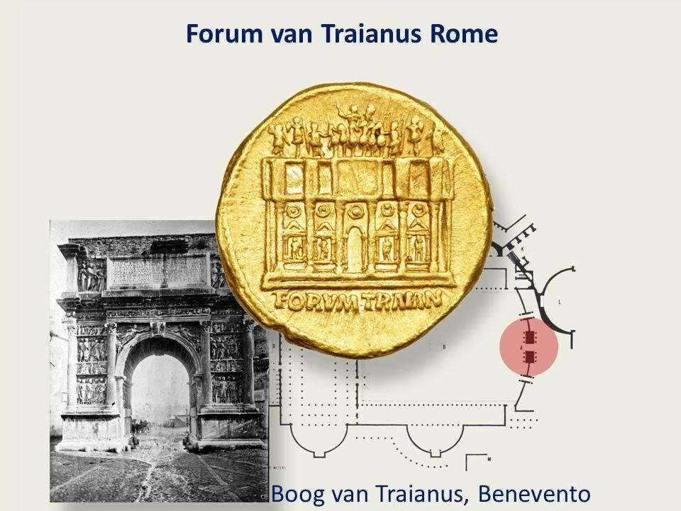 Forum van Traianus Rome