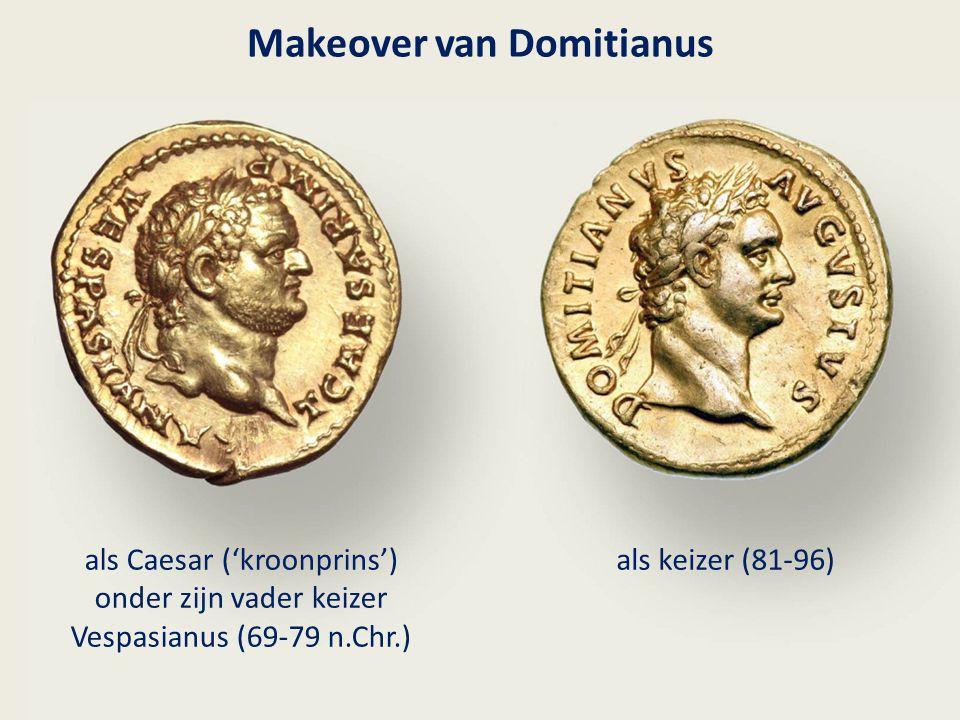 Makeover van Domitianus