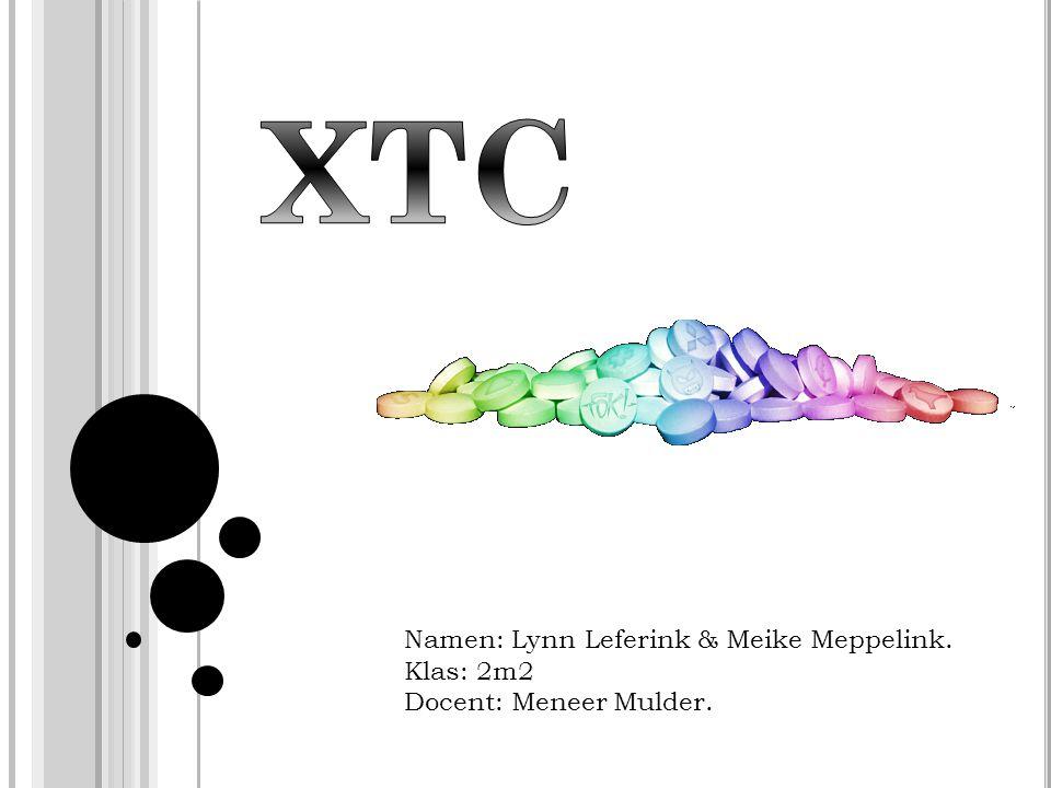 XTC Namen: Lynn Leferink & Meike Meppelink. Klas: 2m2