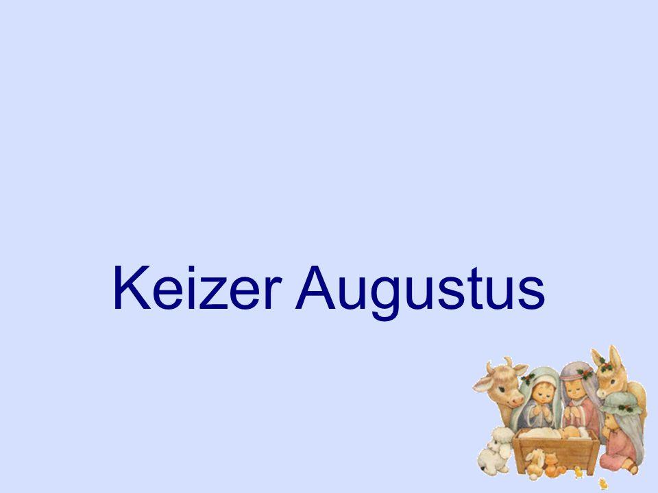 Keizer Augustus 1 Keizer Augustus