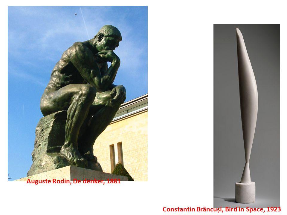 Auguste Rodin, De denker, 1881