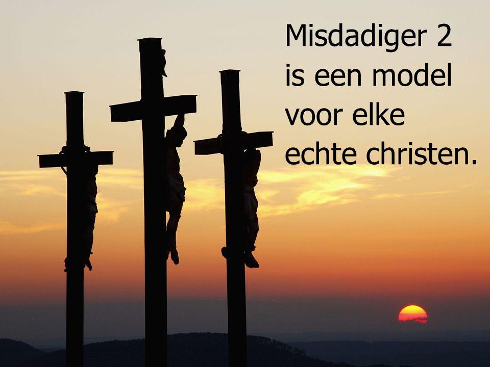 is een model voor elke echte christen.