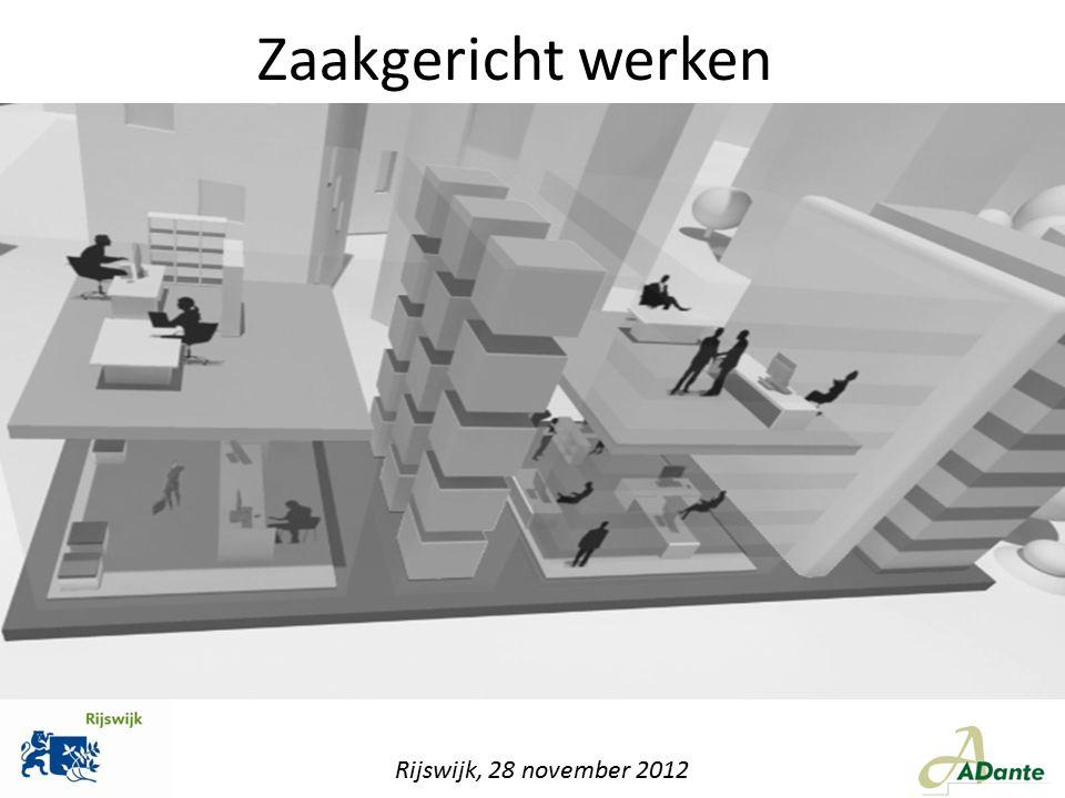 Zaakgericht werken Rijswijk, 28 november 2012