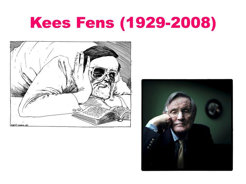 Kees Fens (1929-2008)