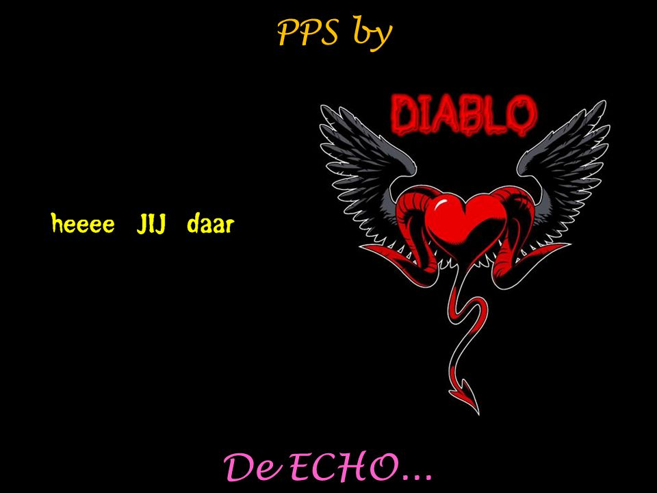 PPS by De ECHO...