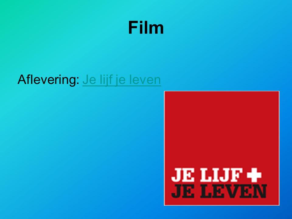 Film Aflevering: Je lijf je leven