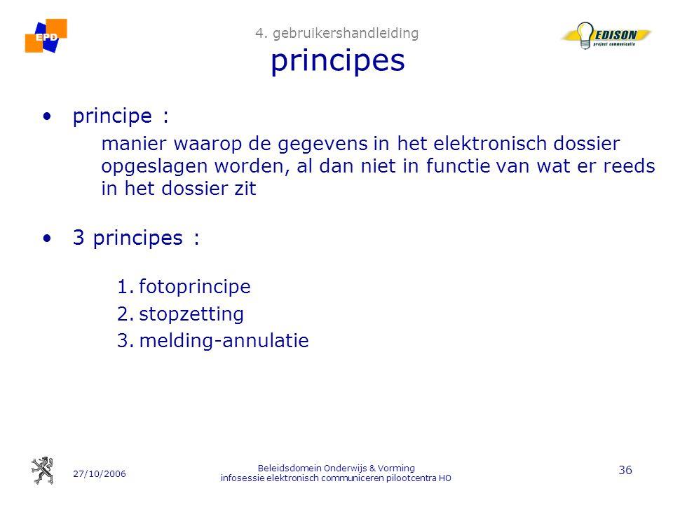 4. gebruikershandleiding principes