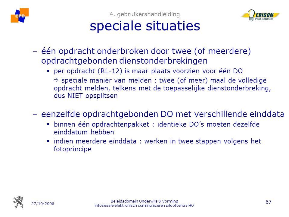 4. gebruikershandleiding speciale situaties
