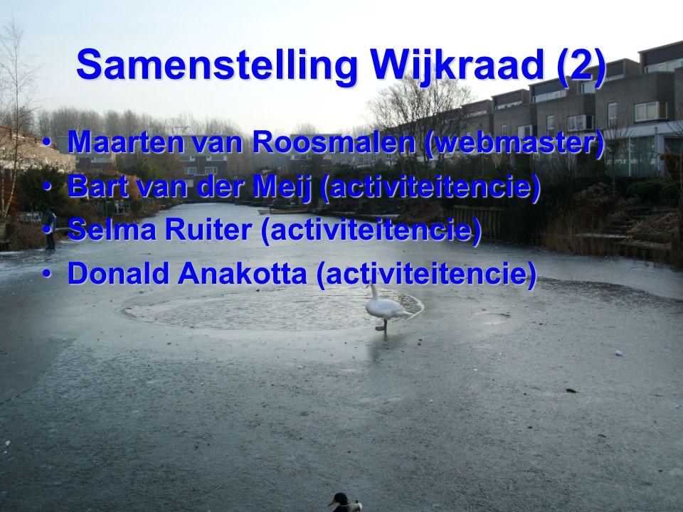 Samenstelling Wijkraad (2)