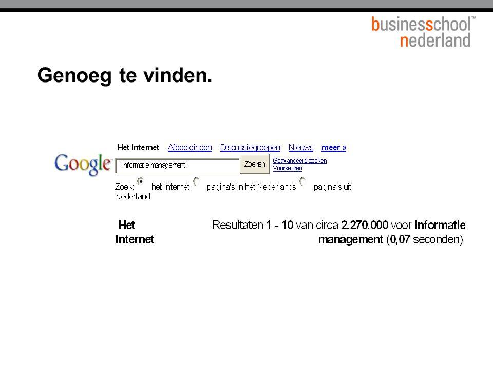 Titel presentatie Genoeg te vinden. Gemeente Amsterdam 1 januari 2003