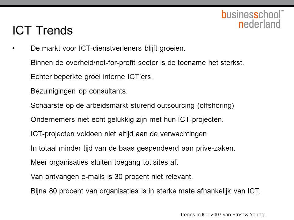 Titel presentatie ICT Trends.
