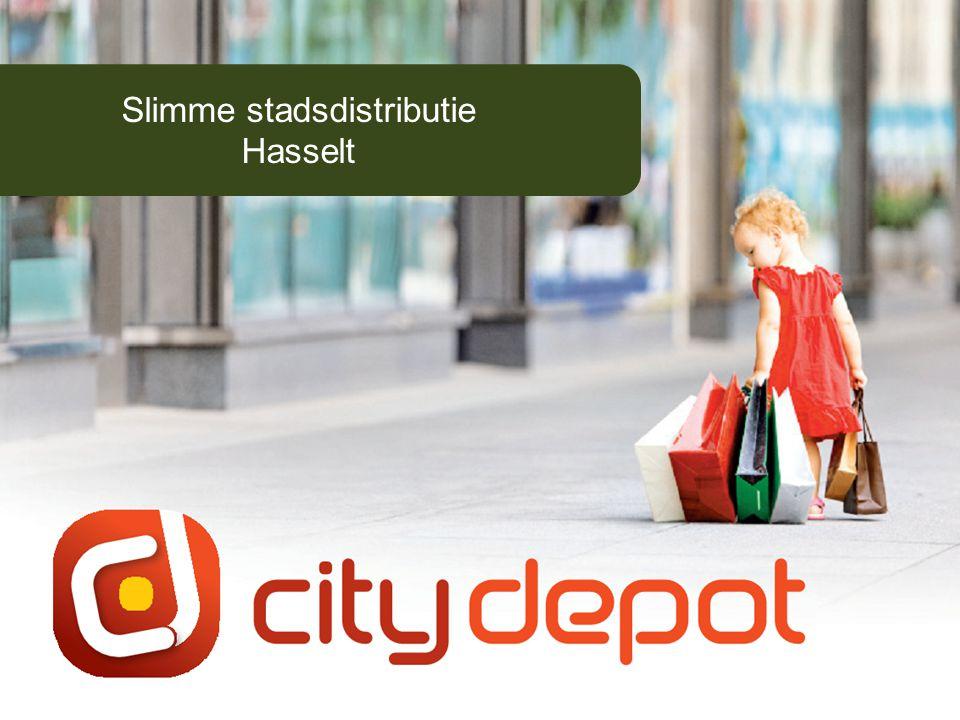 Slimme stadsdistributie