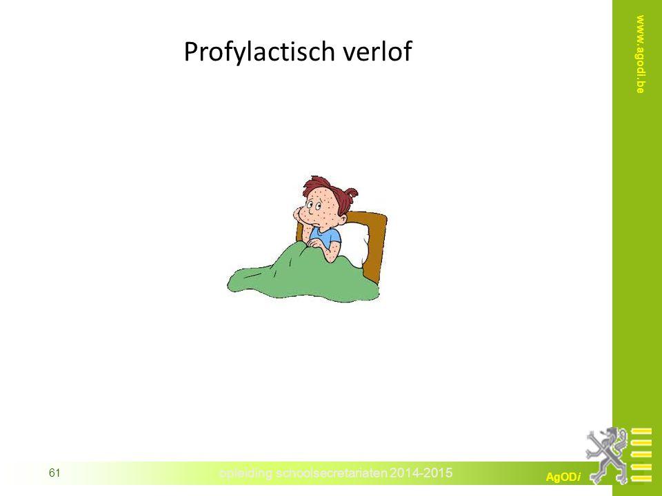 Profylactisch verlof