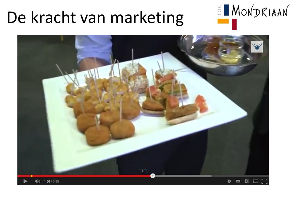 De kracht van marketing