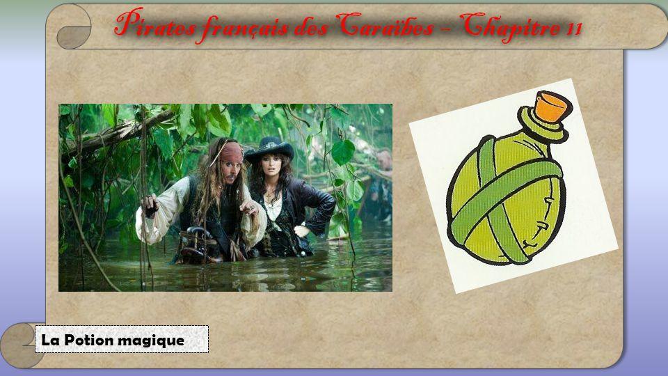 Pirates français des Caraïbes – Chapitre 11