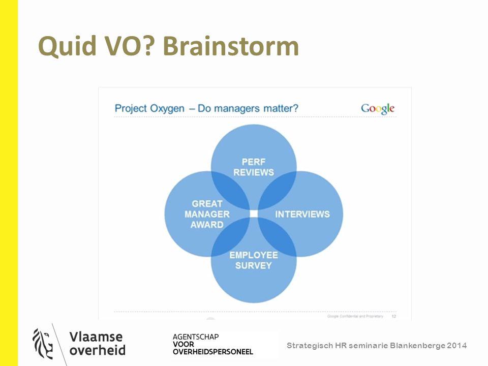 Quid VO Brainstorm