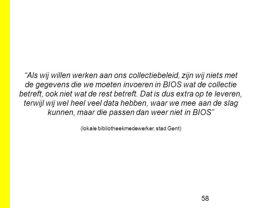 (lokale bibliotheekmedewerker, stad Gent)