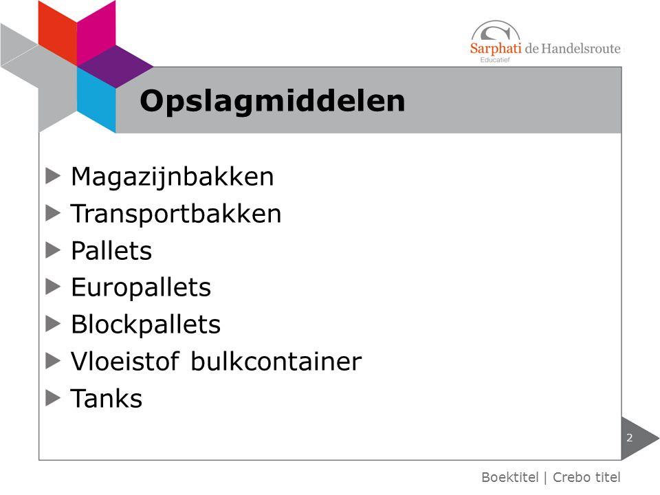 Opslagmiddelen Magazijnbakken Transportbakken Pallets Europallets