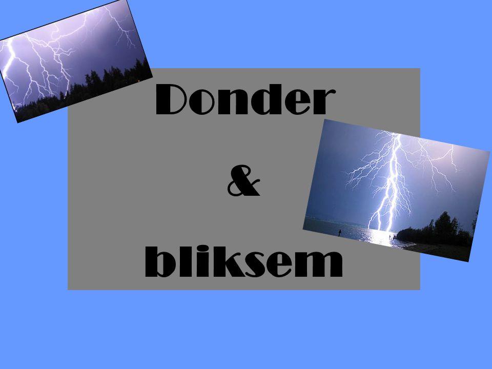 Donder & bliksem