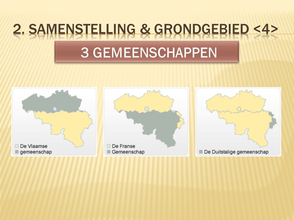 2. Samenstelling & grondgebied <4>