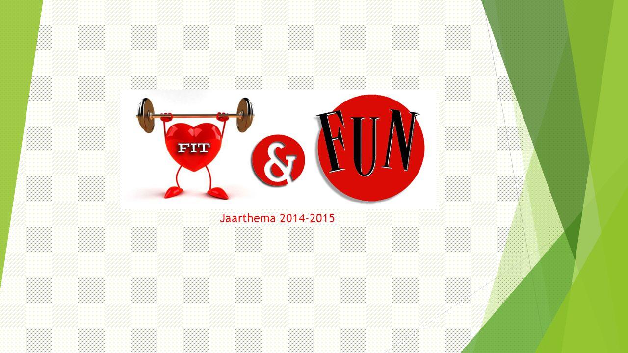 Jaarthema 2014-2015