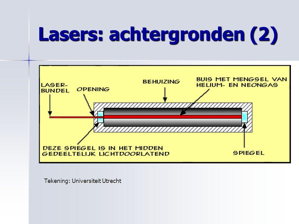Lasers: achtergronden (2)