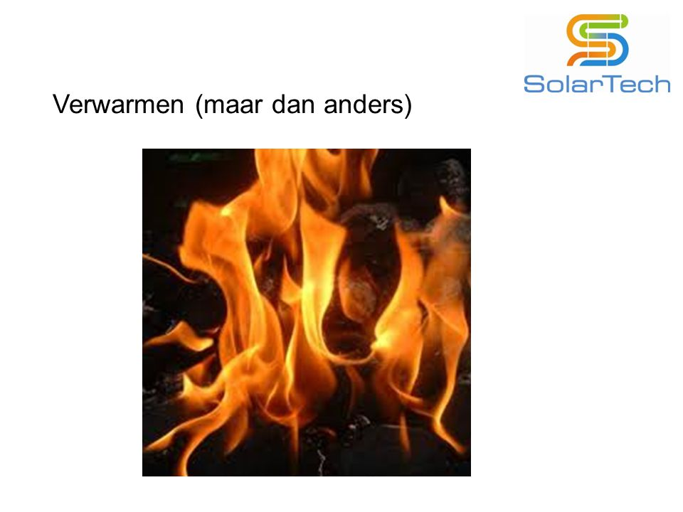 Verwarmen (maar dan anders)