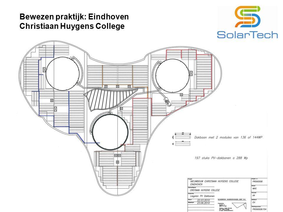Bewezen praktijk: Eindhoven Christiaan Huygens College