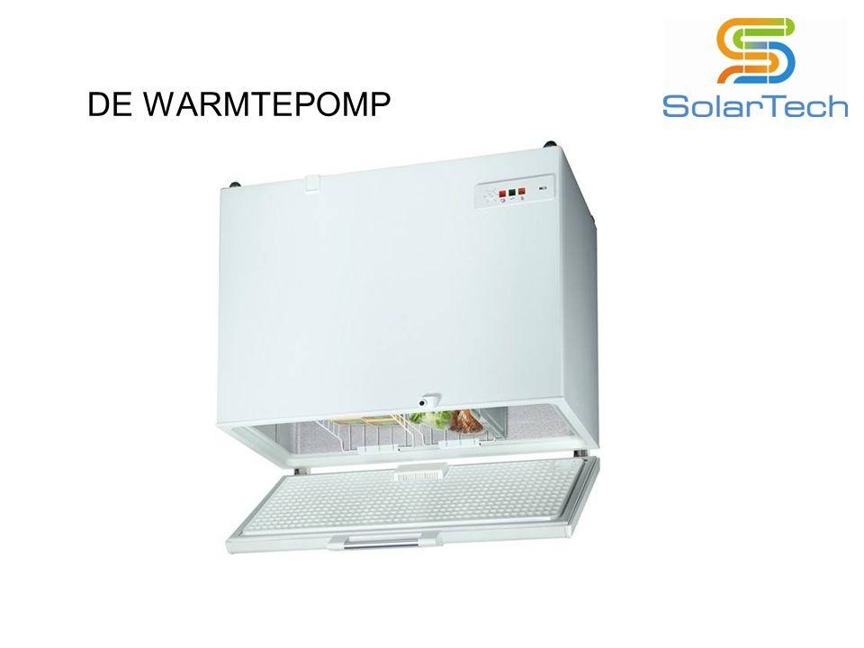 DE WARMTEPOMP
