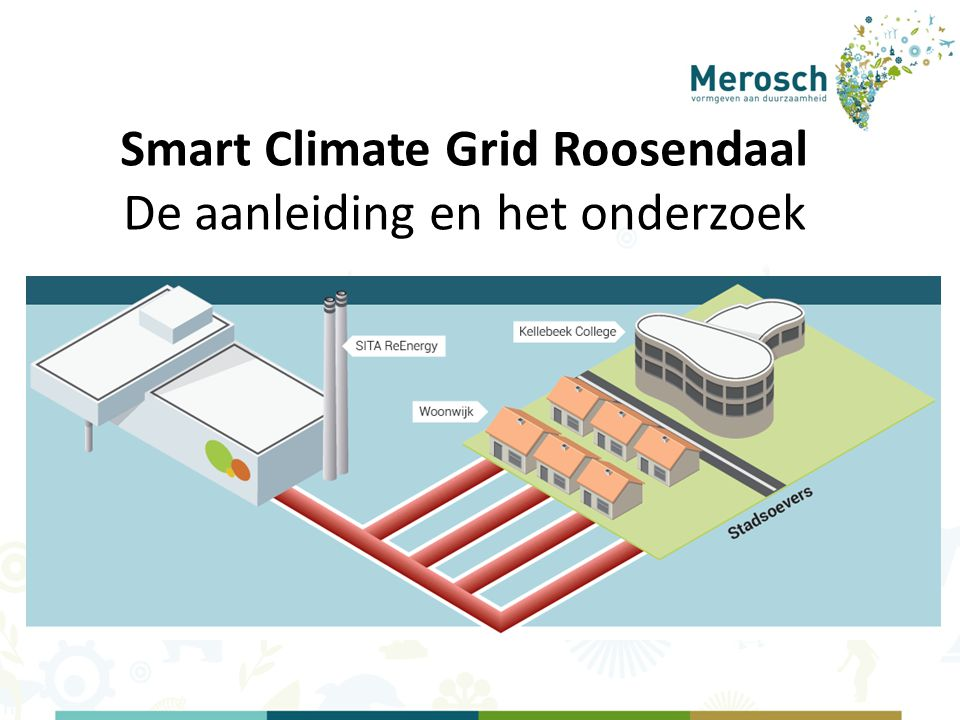 Smart Climate Grid Roosendaal