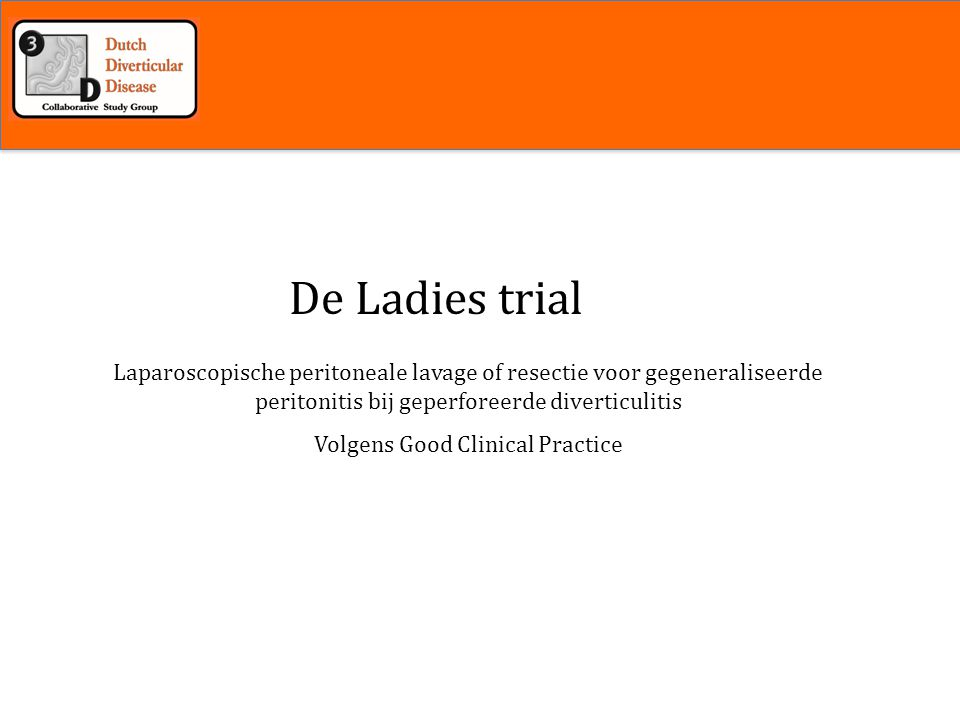 Volgens Good Clinical Practice