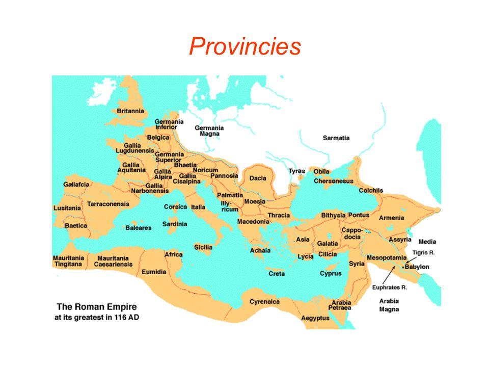 Provincies