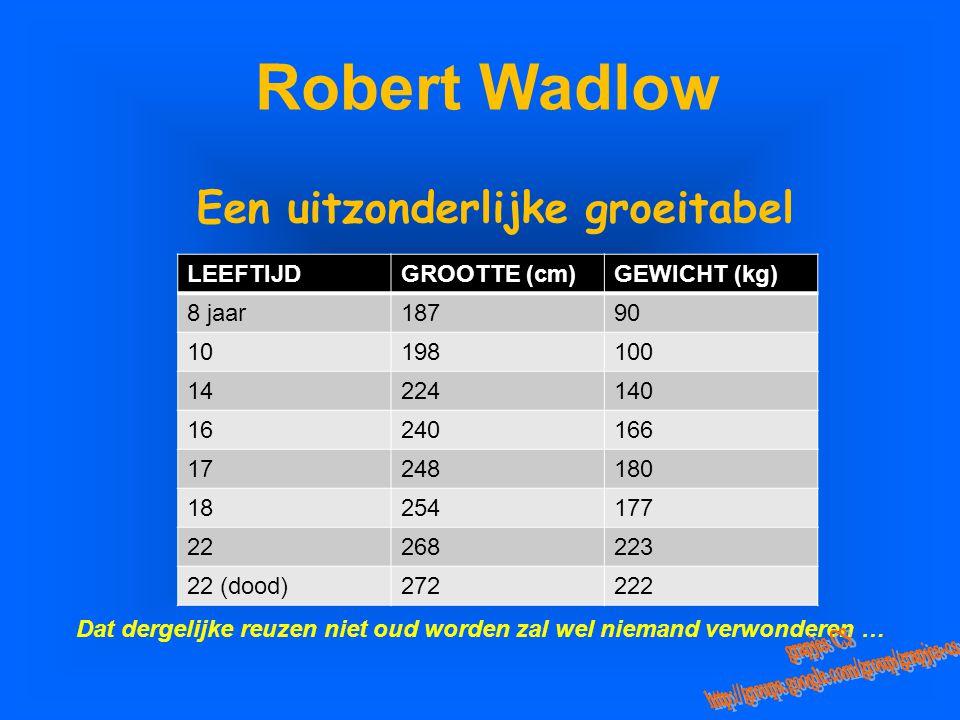 Robert Wadlow http://groups.google.com/group/grapjes-cs grapjes CS