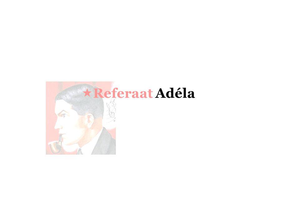 Referaat Adéla