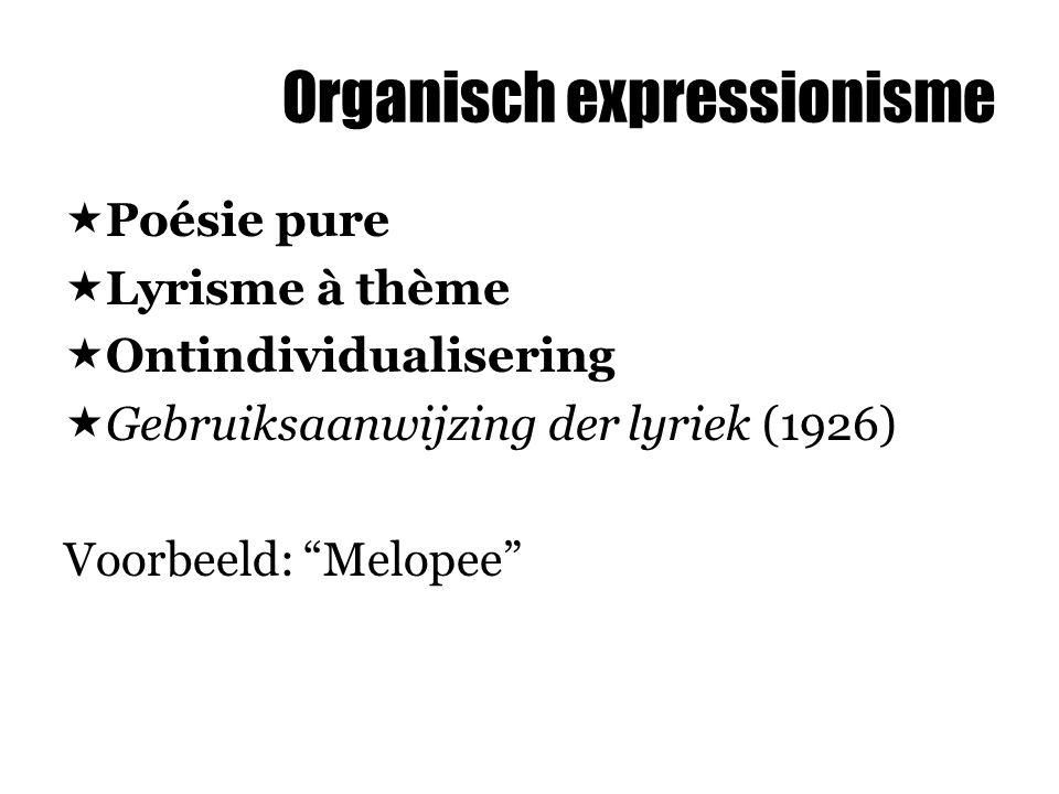 Organisch expressionisme