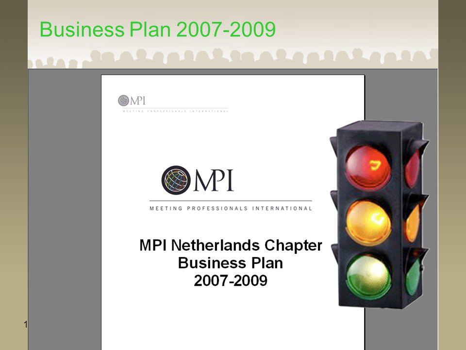 Business Plan 2007-2009 11:22