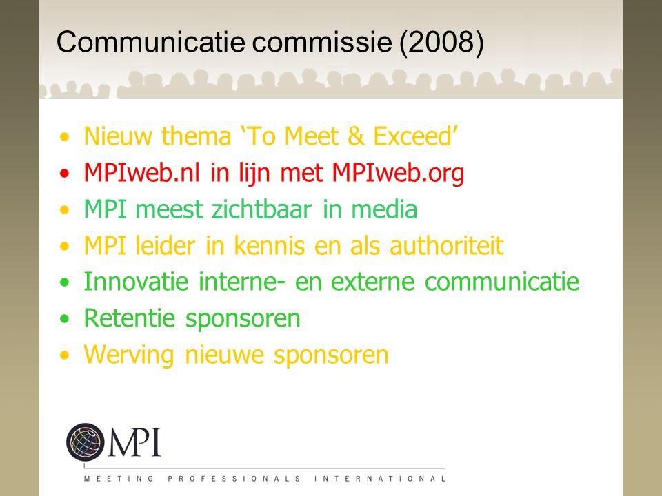 Communicatie commissie (2008)