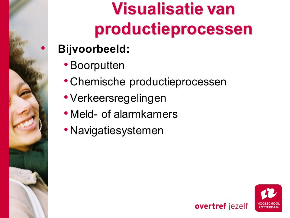 Visualisatie van productieprocessen