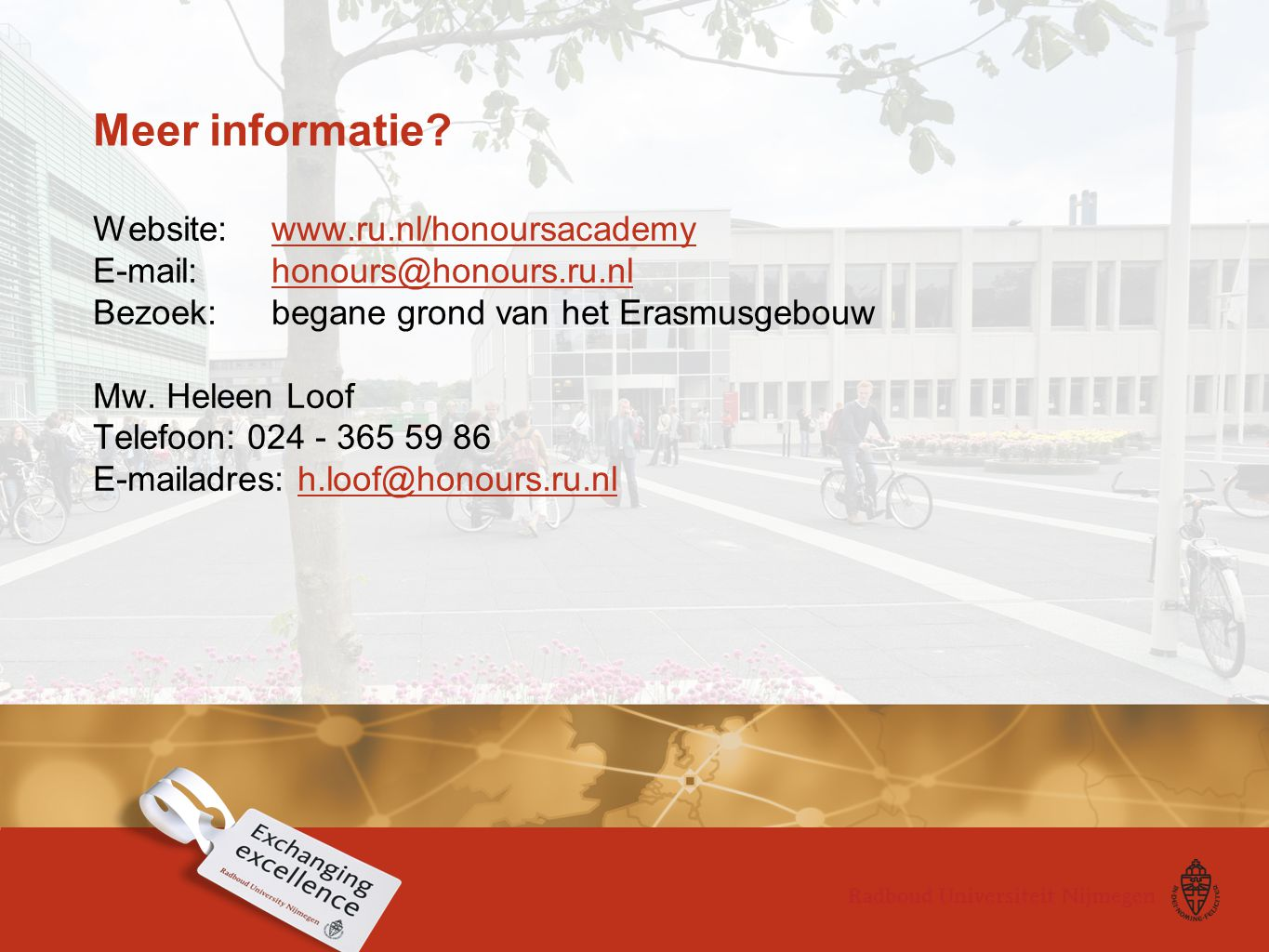 Honoursprogramma voor propedeusestudenten - ppt video ...