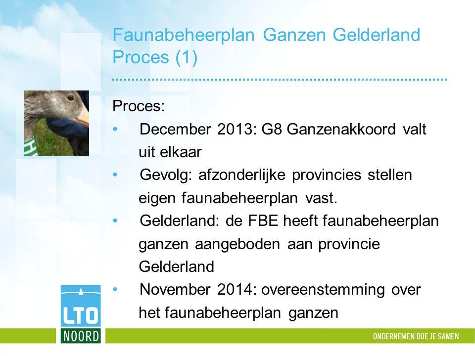 Faunabeheerplan Ganzen Gelderland Proces (1)